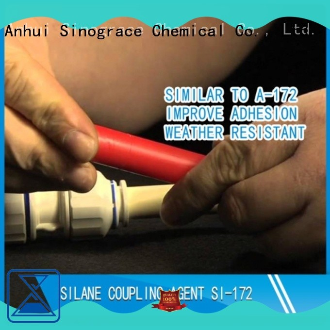 Sinograce Chemical silane bonding agent for sale for pvc
