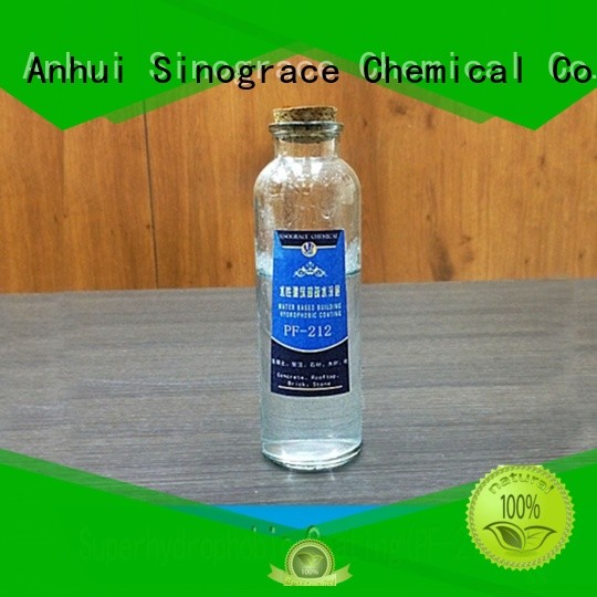 Sinograce Chemical waterproof nano ceramic coating for sale for building