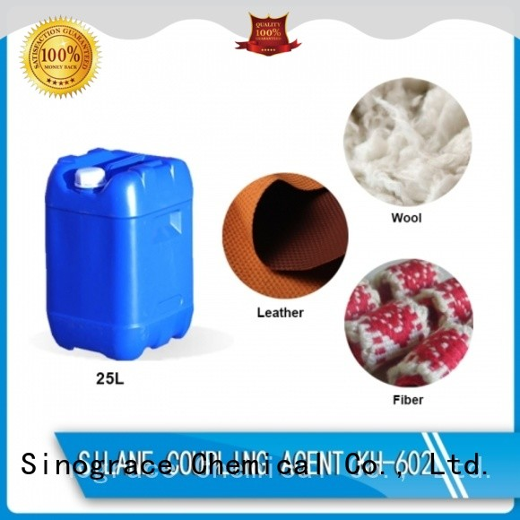 Sinograce Chemical epoxy silane coupling agent manufacturer for making