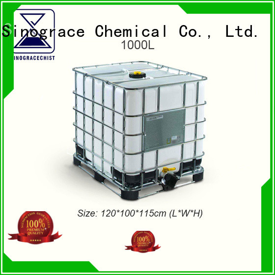 Sinograce Chemical tetramethylammonium hydroxide solution supplier for material
