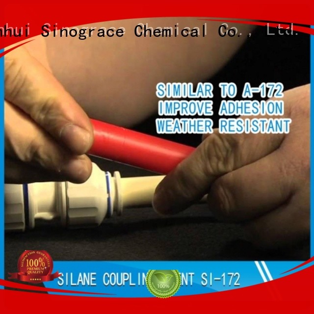 Sinograce Chemical aluminate ultrasonic coupling agent supplier for pvc