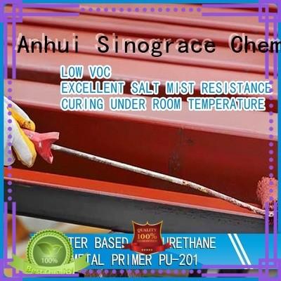 Sinograce Chemical metal primer manufacturers for material