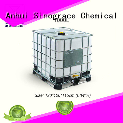 Sinograce Chemical eco-friendly water soluble sulfonate for sale for material