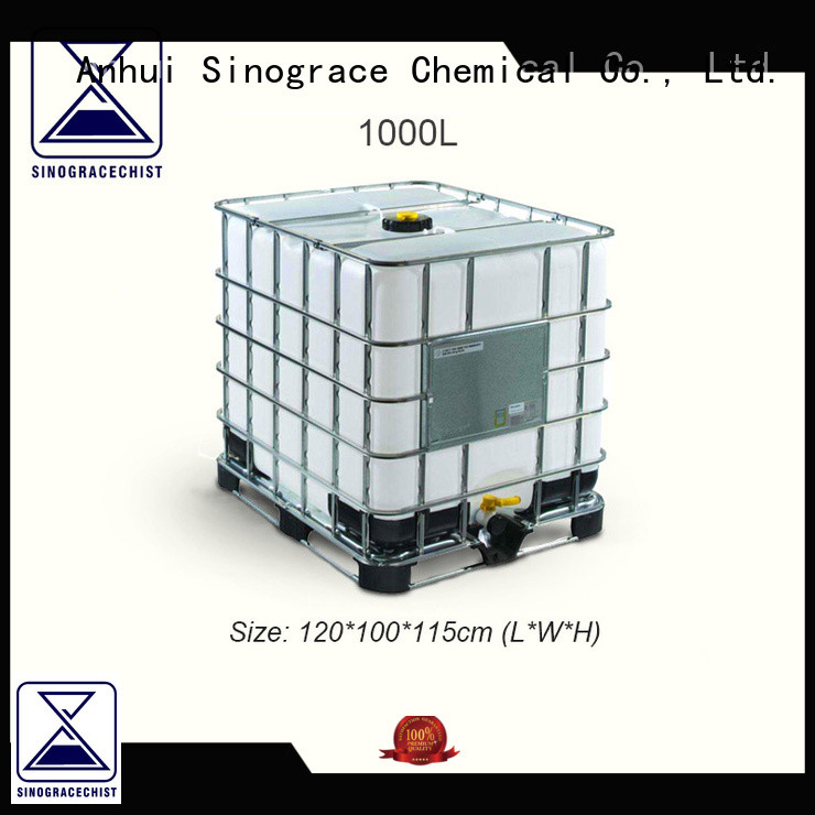 Sinograce Chemical styrene acrylic copolymer for sale for making