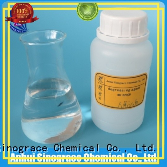 Sinograce Chemical metal rust remover price for oil