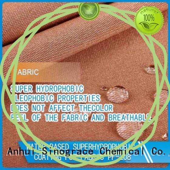Sinograce Chemical super hydrophobic coating for sale for shoes