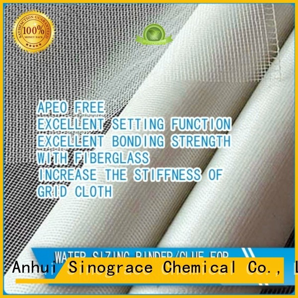 Sinograce Chemical eco-friendly water based rubber adhesive tape for wood