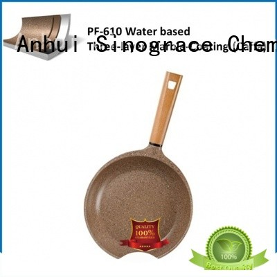 ceramic non stick coating spray for pans manufacturer for cookware