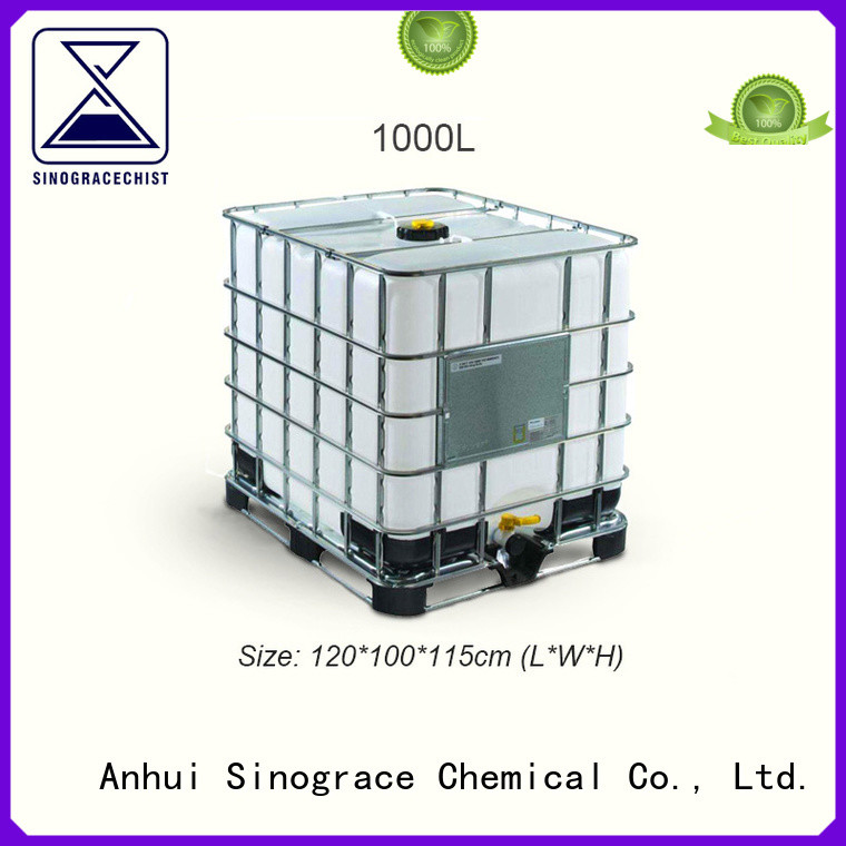 Sinograce Chemical non toxic ethyl methacrylate monomer for sale for making