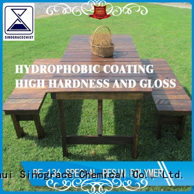 eco-friendly acrylic polymer price for chemical