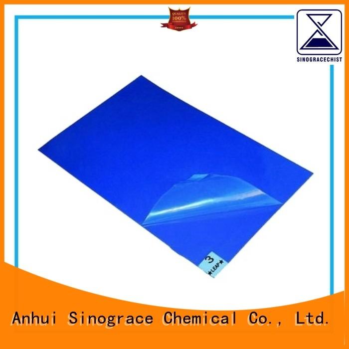 Sinograce Chemical pvc pressure sensitive adhesive labels manufacturer for tape
