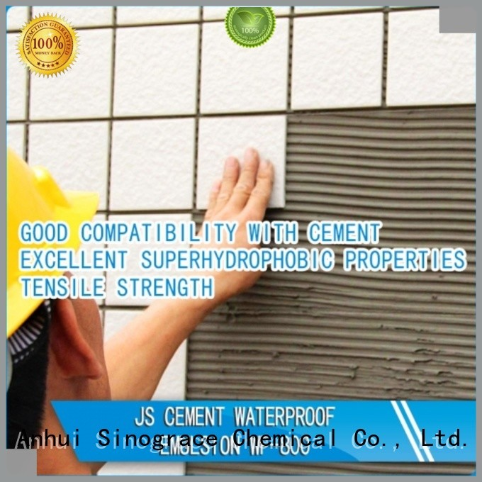 Sinograce Chemical best waterproof emulsion paint supplier for making