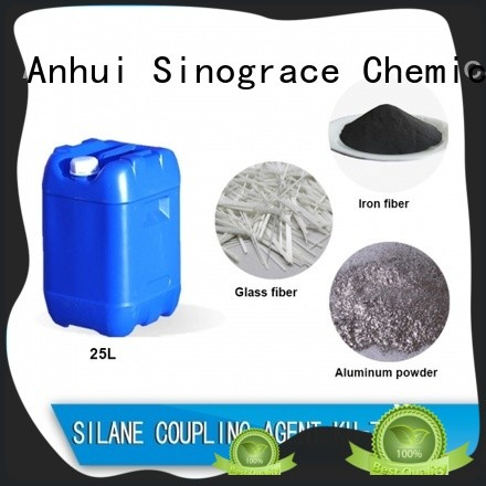 Sinograce Chemical silane amino silane coupling agent supplier for chemical