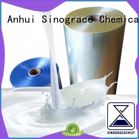 Sinograce Chemical pressure sensitive adhesive spray manufacturer for glue
