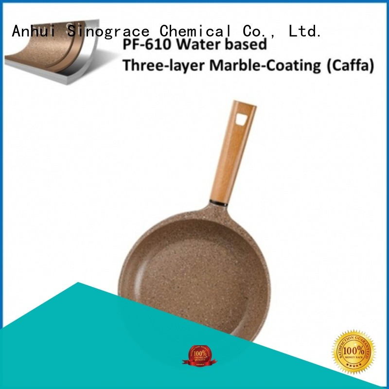 best best non stick coating supplier for pans