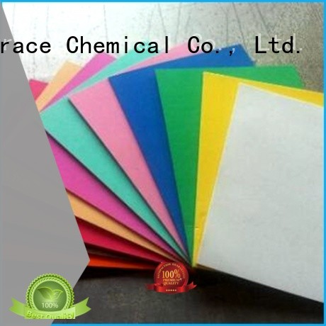 Sinograce Chemical eco-friendly paper ink binder for sale for tape