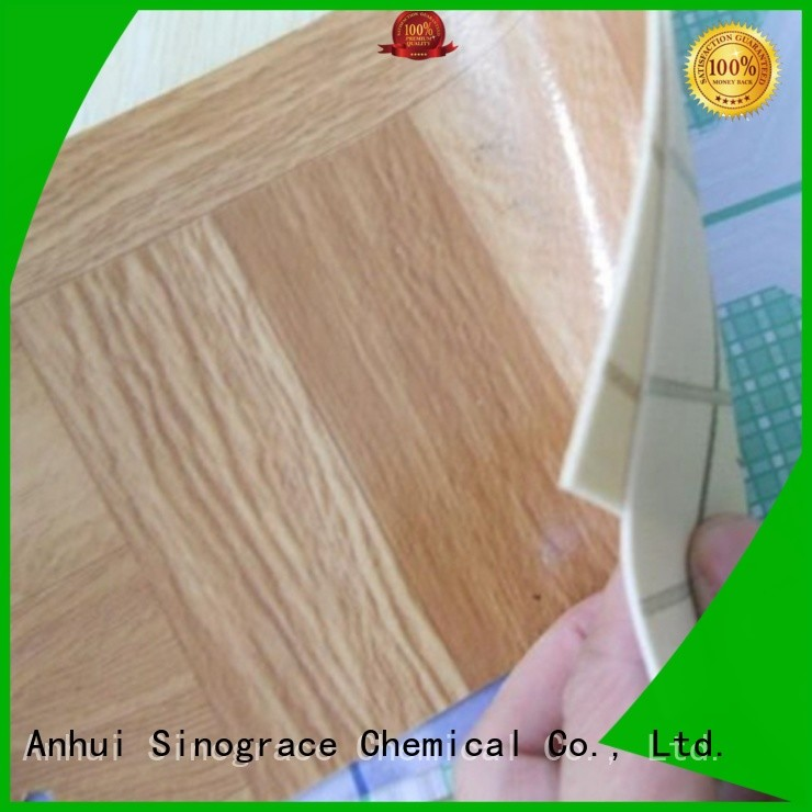 Sinograce Chemical water based adhesive lamination glue for footwear