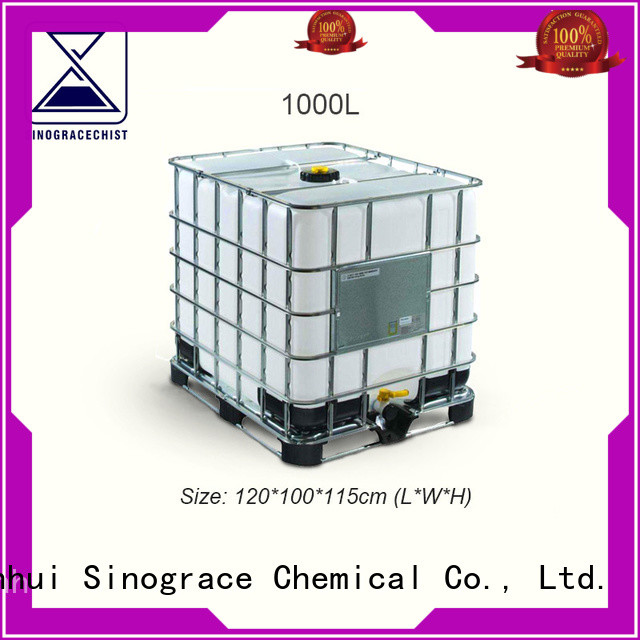 Sinograce Chemical eco-friendly water-based pu dispersion for gloves price for chemical