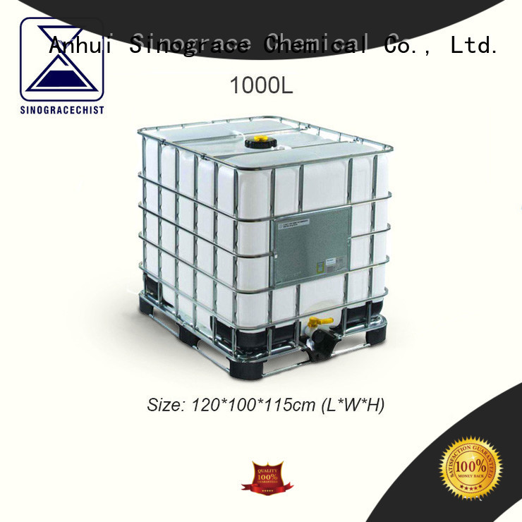 Sinograce Chemical poly ethyl methacrylate supplier for making