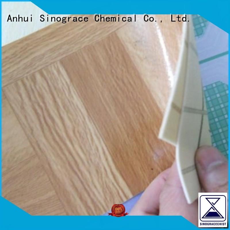 Sinograce Chemical water based binder binder for wood