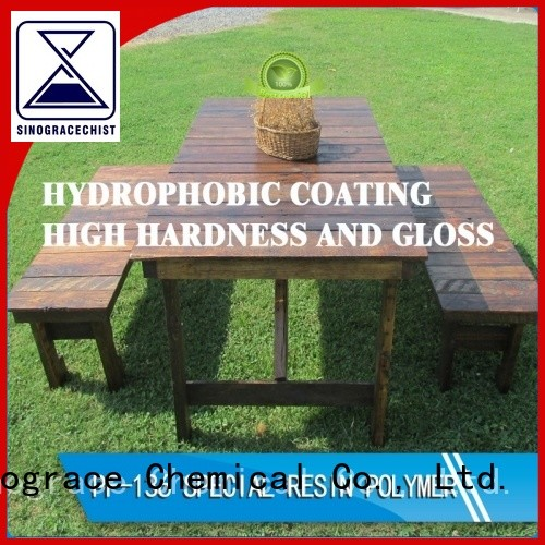 Sinograce Chemical acrylic Industrial coatings supplier for material