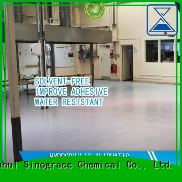 Sinograce Chemical crosslinking agent manufacturer for material