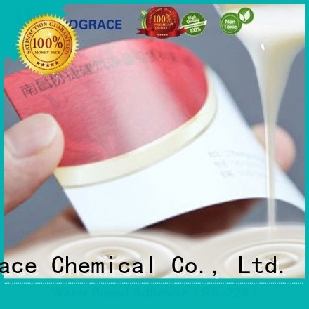 Sinograce Chemical non toxic laminate glue price for material