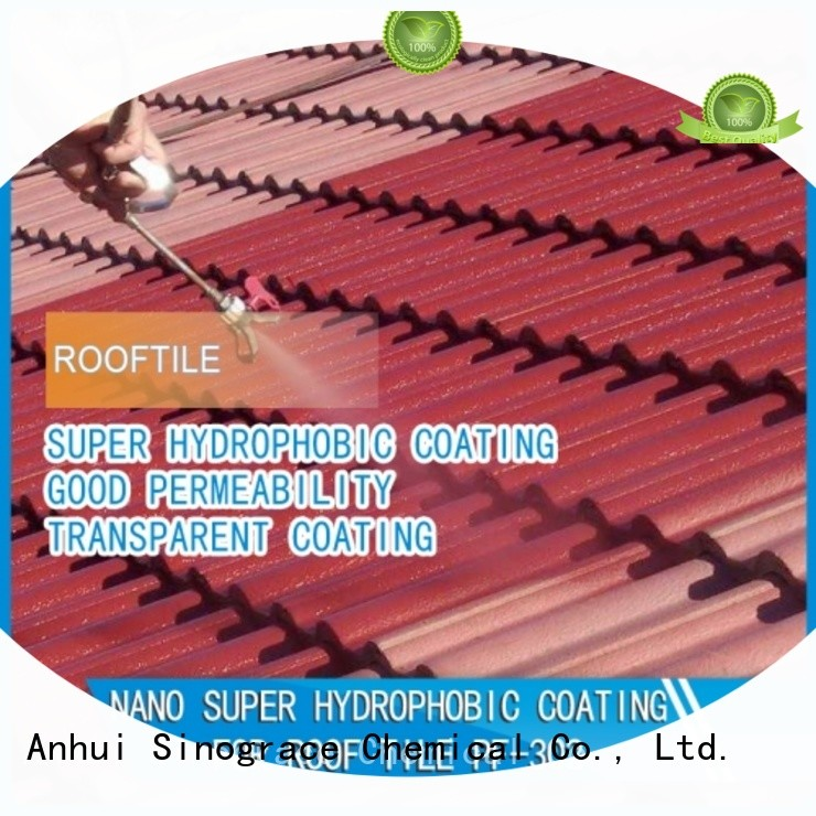 Sinograce Chemical non toxic liquid nano coating price for wood