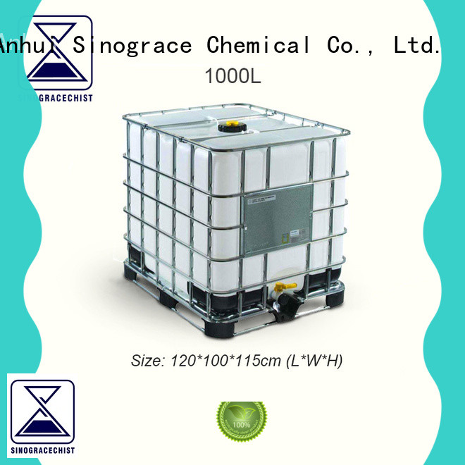 Sinograce Chemical non toxic acrylic modified polyester resin for sale for making