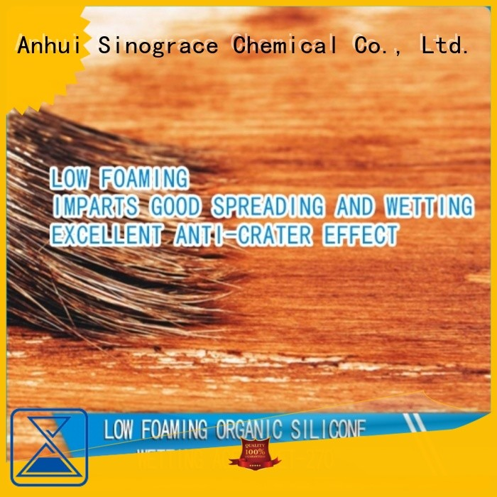 Sinograce Chemical natural soil wetting agent supplier for chemical