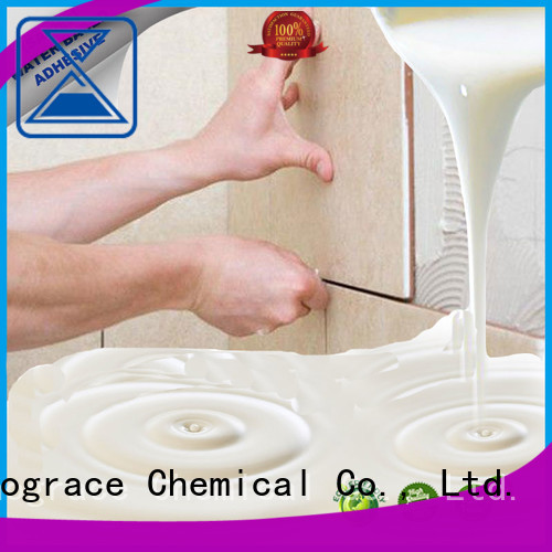 Sinograce Chemical water based glue binder for footwear