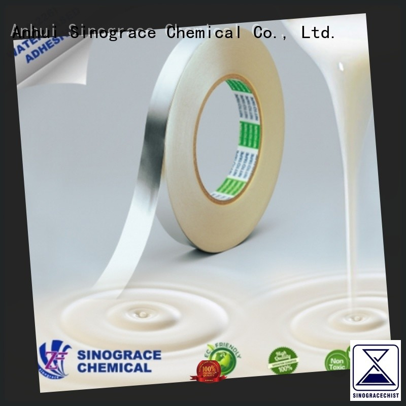 Sinograce Chemical acrylic glue for sale for making