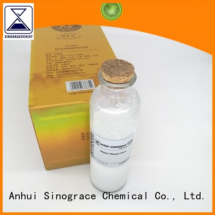 Sinograce Chemical acrylic sheet glue supplier for chemical