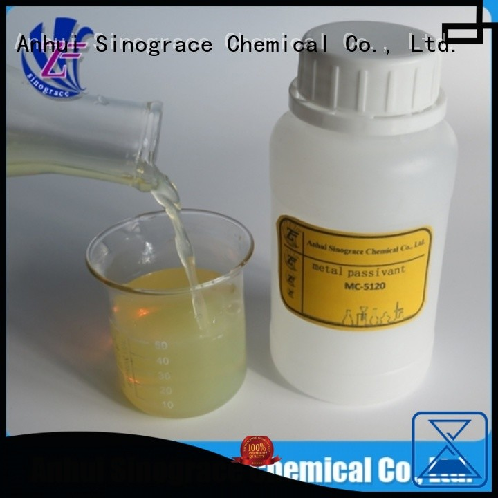 Sinograce Chemical remove rust from metal for sale for oil