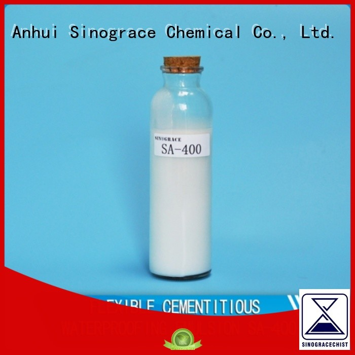 Sinograce Chemical hydrophilic polyurethane supplier for chemical