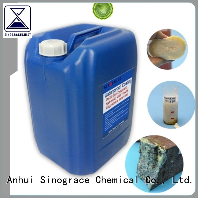 Sinograce Chemical waterproof coatings brand for making