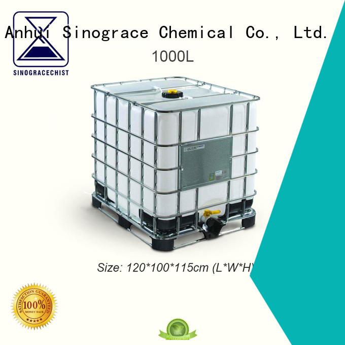 Sinograce Chemical liquid polyurethane resin price for condom