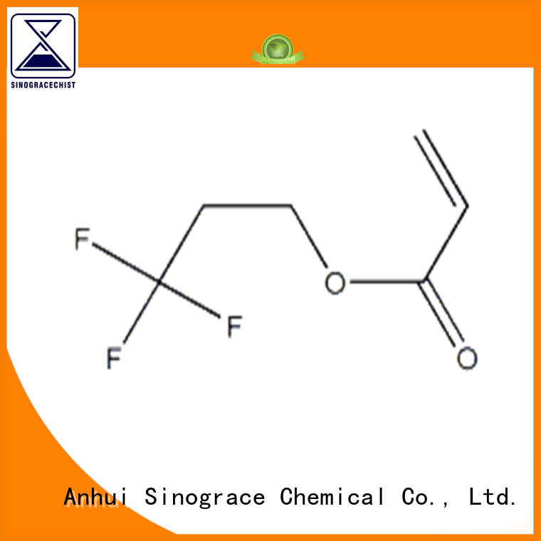 Sinograce Chemical perfluoroalkylethyl acrylate supplier for material
