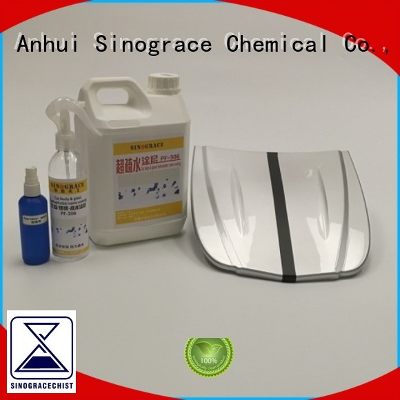 Sinograce Chemical best ceramic nano coating supplier for auto