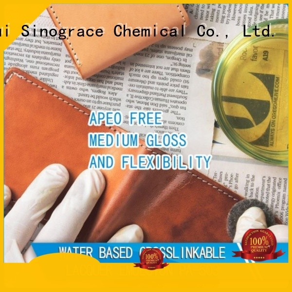 Sinograce Chemical eco-friendly acrylic acid polymers brand for paints
