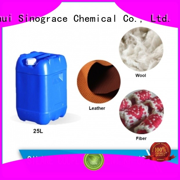 Sinograce Chemical aluminate silane coupling agent price supplier for making