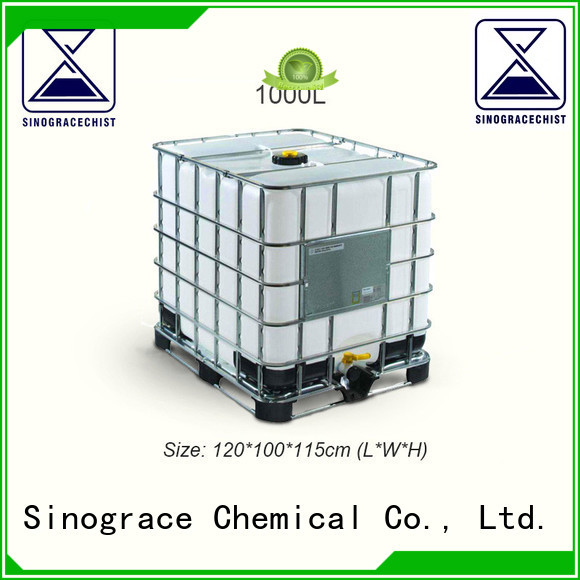 Sinograce Chemical chemical raw materials prices brand for making