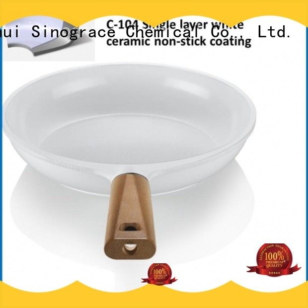 Sinograce Chemical best ceramic cookware for sale for chemical