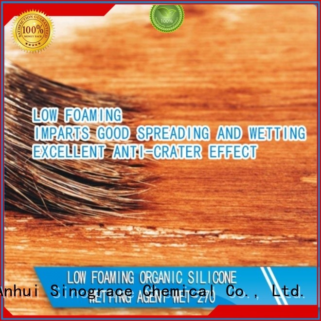 Sinograce Chemical best wetting agent for plants supplier for material