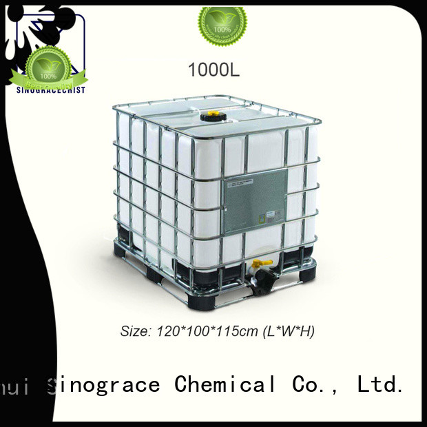 Sinograce Chemical clear unsaturated polyester resin for sale for material