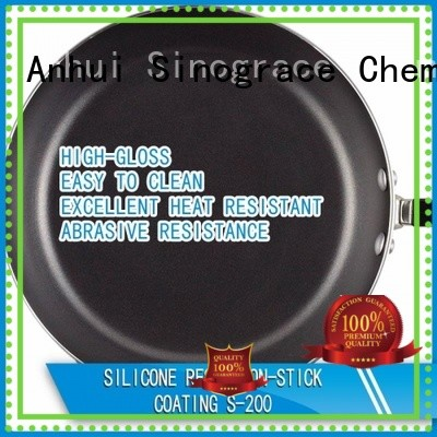 Sinograce Chemical silicone coating suppliers for cookware
