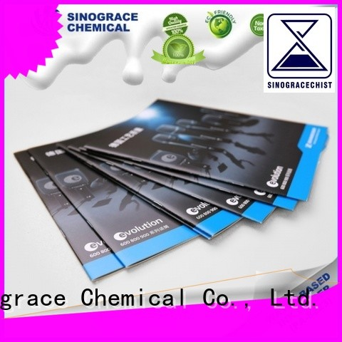 eco-friendly paper ink binder for sale for tape