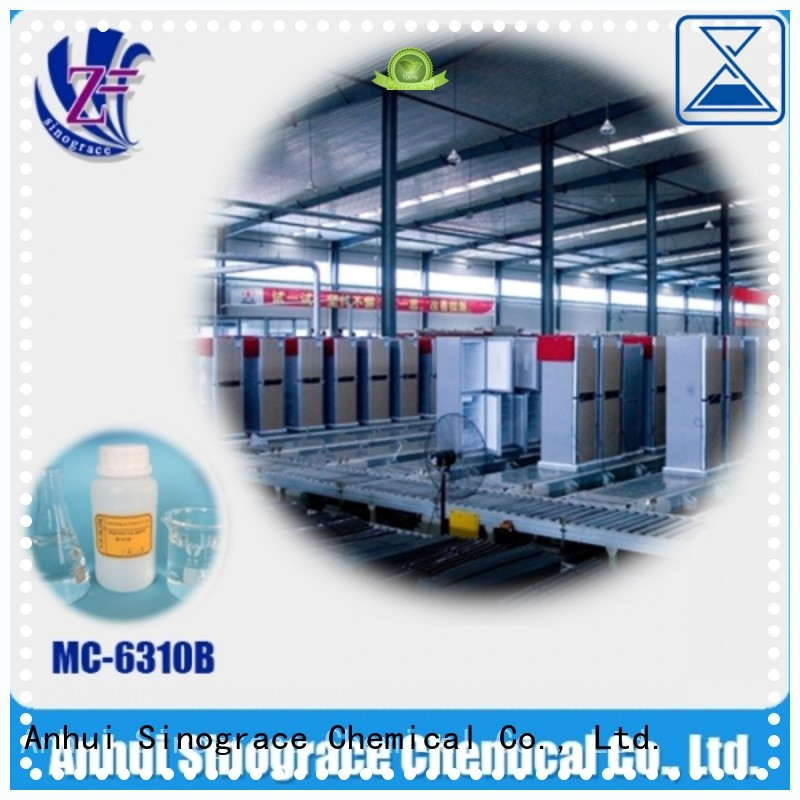 Sinograce Chemical chemical best rust converter for sale for metal