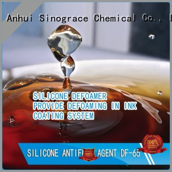 Sinograce Chemical defoamer manufacturers for chemical