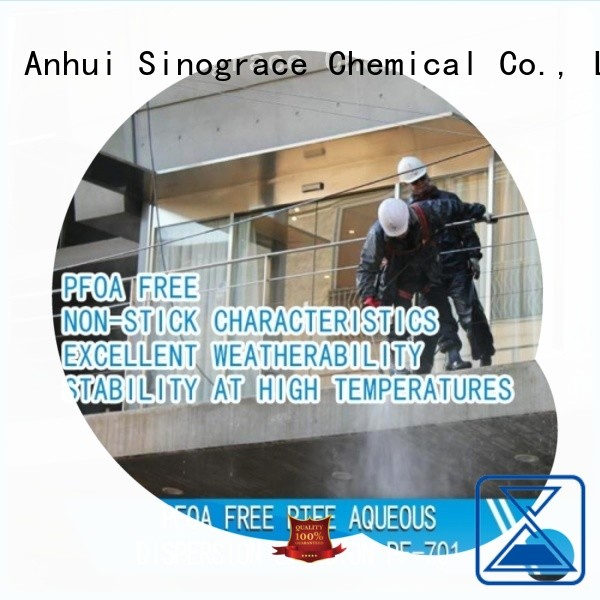 Sinograce Chemical best anti corrosion coating supplier for aluminum